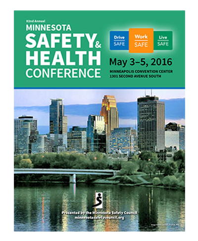 2016 Minnesota Safety and Health Conference Brochure