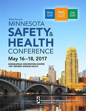 2017 Minnesota Safety and Health Conference Brochure