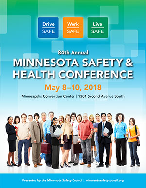2018 Minnesota Safety and Health Conference Brochure