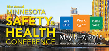 2015 Minnesota Safety and Health Conference