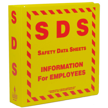 minnesota safety council safety data sheet binders